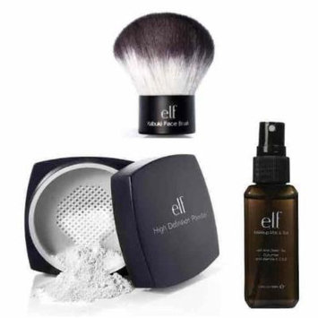 elf Studio High Definition Loose Face Powder With Makeup Mist and Set, Clear,... by e.l.f. Cosmetics