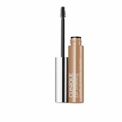 Clinique Just Browsing Brush-on Styling Mousse - 24-hour Long-wearing Brow Mousse Tints, 0.07 Oz (Soft Blonde/Clear)