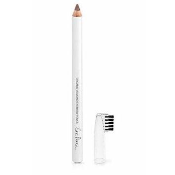 Ere Perez - Natural Almond Oil Eyebrow Pencil - Light Brown-Grey