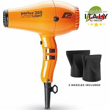 Parlux 385 Power Light Hair Dryer - Orange