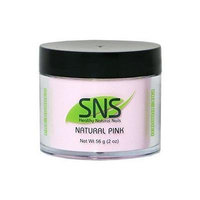 SNS Pink and White Dipping Powders (4 oz, Natural Pink)