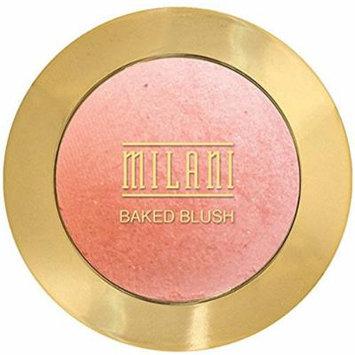 Milani Baked Powder Blush, Luminoso [05] 0.12 oz (Pack of 4)