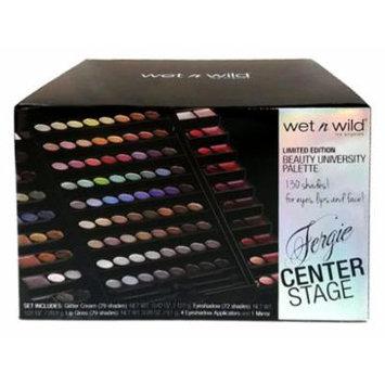 wet n wild Fergie Center Stage Beauty University Palette