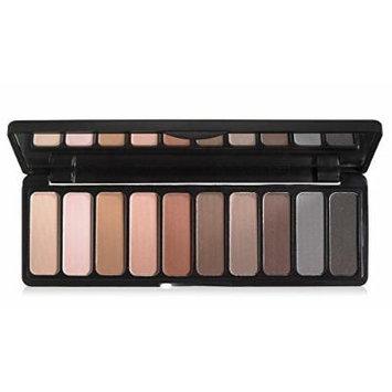 e.l.f. Studio Mad for Matte Eyeshadow Palette + 1 Pc Free ELF Shadow Lock Eyelid Primer in Sheer