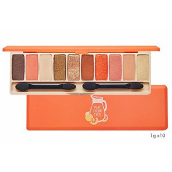 Etude House Play Color Eyes Juice Bar 1g X 10 Shades (Palette)