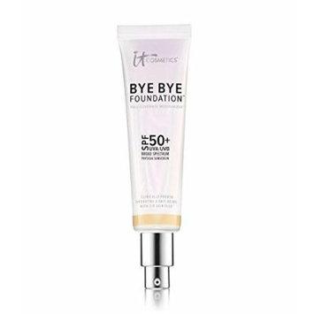 It Cosmetics Bye Bye Foundation Spf 50+ Full Coverage Anti-aging Moisturizer - 1.014oz - Medium