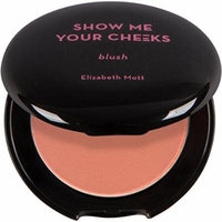 Show Me Your Cheeks Powder Blush (cruelty free and paraben free) - Soft Pink Net Wt. 5 g / 0.18 oz
