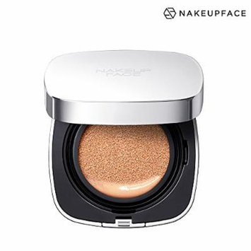 Nakeup Face Waterking Cover Cushion No.23 Cover Beige