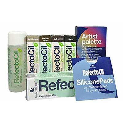 RefectoCil Sensitive Starter Kit for Tinting