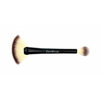 EVE PEARL® 204 - Dual Fan Highlighter Brush