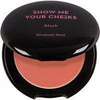 Show Me Your Cheeks Powder Blush (cruelty free and paraben free) - Peach Pink Net Wt. 5 g / 0.18 oz