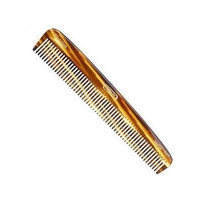 Kent - The Handmade Comb - 192 mm Coarse Toothed Dressing Table Comb Model No. R9T (2-Pack)