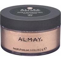 Almay Smart Shade Loose Finishing Powder, Light [100] 1 oz (Pack of 3)