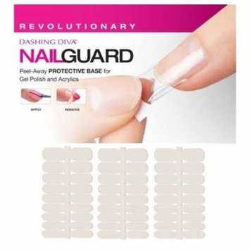 Dashing Diva Nail Guard Protective Strips, 720 ct