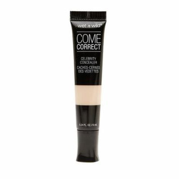 (3 Pack) WET N WILD Come Correct Celebrity Concealer - Fair