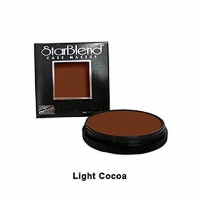 Mehron StarBlend Cake Makeup, Light Cocoa