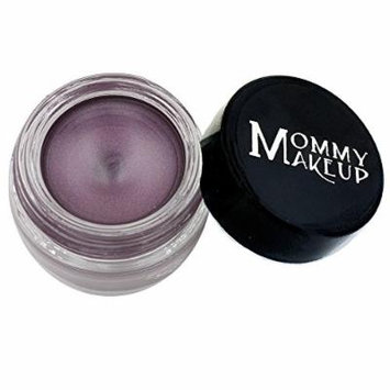 Mommy Makeup Waterproof Stay Put Gel Eyeliner - Amethyst (Deep Eggplant) - smudge-proof, water-proof and long wearing
