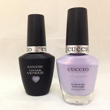 CUCCIO Veneer Match Makers Nail Polish, Message In A Bottle