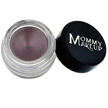 Mommy Makeup Waterproof Stay Put Gel Eyeliner - Black Orchid (Luscious metallic black burgundy) - smudge-proof, water-proof and long wearing