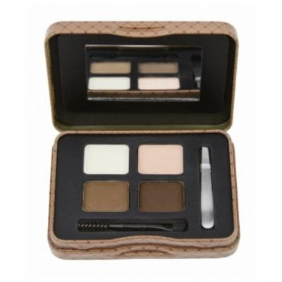 (3 Pack) LA Girl Inspiring Brow Palette - Medium and Marvelous
