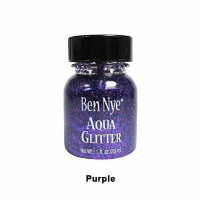 Ben Nye Aqua Glitter, Purple