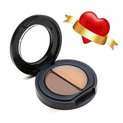 BLACK BAMBOO Multi-Shade Brow Color & Finish Wax Set That Will Match Any Eyebrow Tint And Make You Look Naturally Gorgeous In Minutes