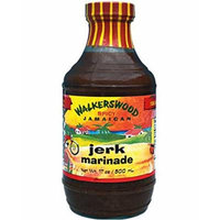 Walkerswood Jerk Marinade (Pack of 2)