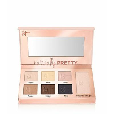 IT Cosmetics® Naturally Pretty Essentials™ Matte Luxe Transforming Eyeshadow Palette