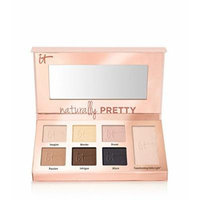 IT Cosmetics® Naturally Pretty Essentials™ Matte Luxe Transforming Eyeshadow Palette