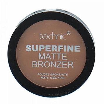 Technic Superfine Matte Powder Bronzer Compact 12g-Light