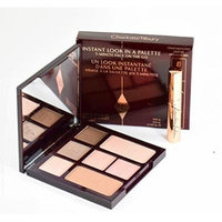 Charlotte Tilbury Instant Look In A Palette Face and Eye Collection - Seductive Beauty Dolce Vita + Legendary Lashes Mini