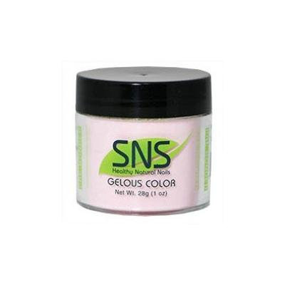 SNS Nail Dipping Powder N6 1oz Nude Collection