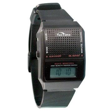 Maxiaids Tel-Time VII Italian Talking Watch