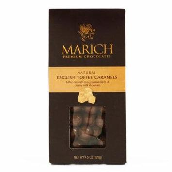 Marich English Toffee Caramels