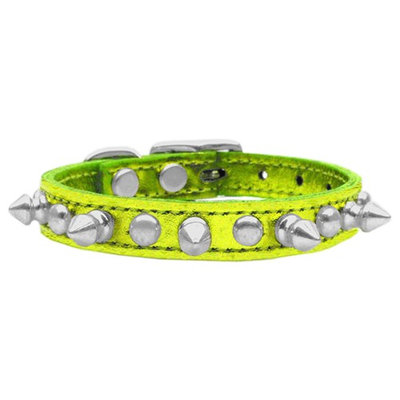 Mirage Pet Products 8313 10LGM Metallic Chaser Lime Green MTL 10