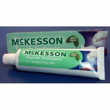 Toothpaste Flouride Mint Flavor 1.5Oz-Case of 144
