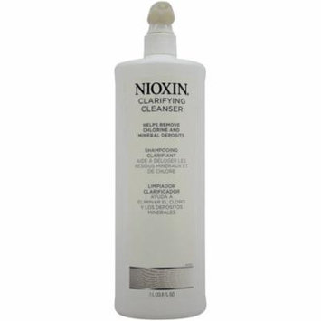 Clarifying Cleanser By Nioxin, 33.8 Oz