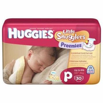 Huggies Ultratrim Preemie Diaper - Pack of 30