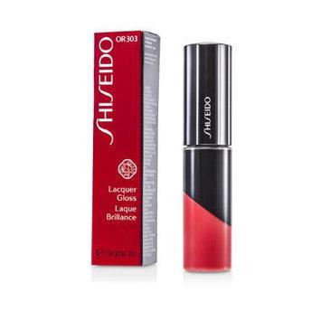 Shiseido Lip Care Lip Care Lacquer Gloss-# OR303 (In The Flesh) 7.5ml/0.25oz-Women