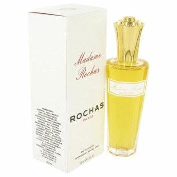 MADAME ROCHAS by Rochas Eau De Toilette Spray 3.4 oz-100 ml-Women