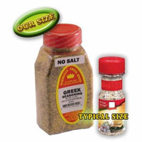 Marshalls Creek Spices GREEK SEASONING, NO SALT