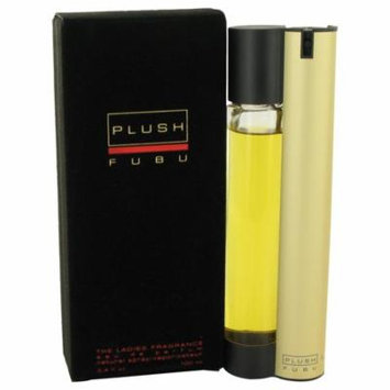 FUBU Plush by Fubu Eau De Parfum Spray 3.4 oz-100 ml-Women