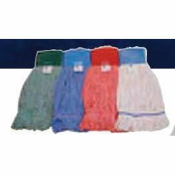 Wet Mop Cotton/Rayon Large Bluee-1 Each