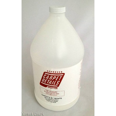 Carpet Details Gallon Concentrate, Odorless, Natural Mineral Based Pet Carpet Cleaning Solution