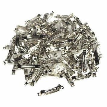 Silver French Clip, 50mm, 100-Piece