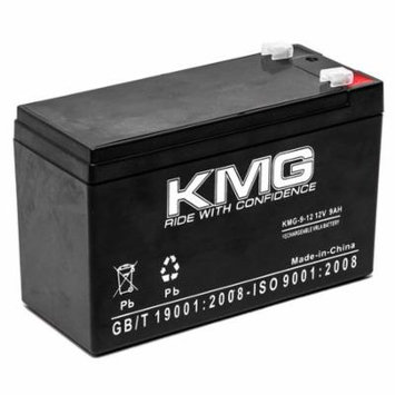 KMG 12V 9Ah Replacement Battery for Oneac ONE404IG-SE SEBP-2007