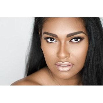 Glamorous Chicks Cosmetics- Nude Mettalic MATTE Liquid Lipstick - Golden Glow