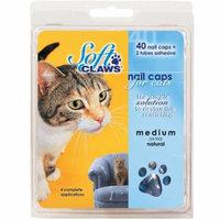 Feline Soft Claw Nail Caps M Slv Sprk