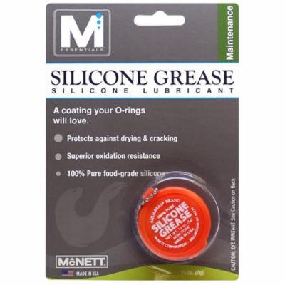 M Essentials Silicone O Ring Valve Protection Grease for Diving Gear - 1/4 oz