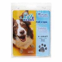 Canine Soft Claws Nail Caps S Nat